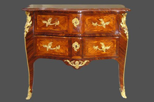 Louis XVI period commode