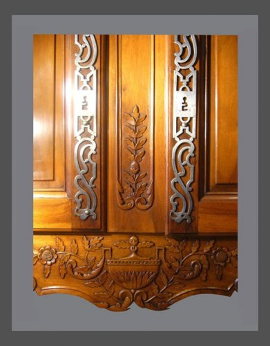 Provence armoire late 18th early 19h centuury - Furniture Style