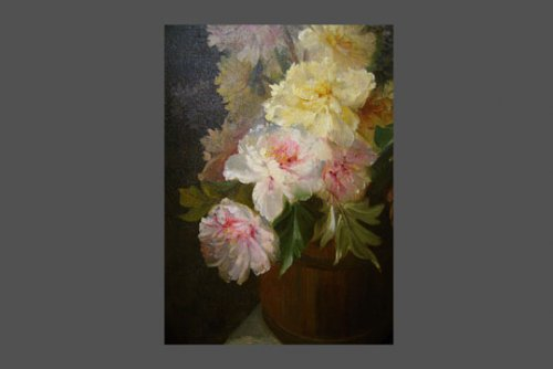 Pair of still life Paintings -