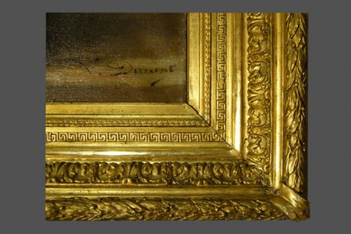 19th century - Pair of still life Paintings