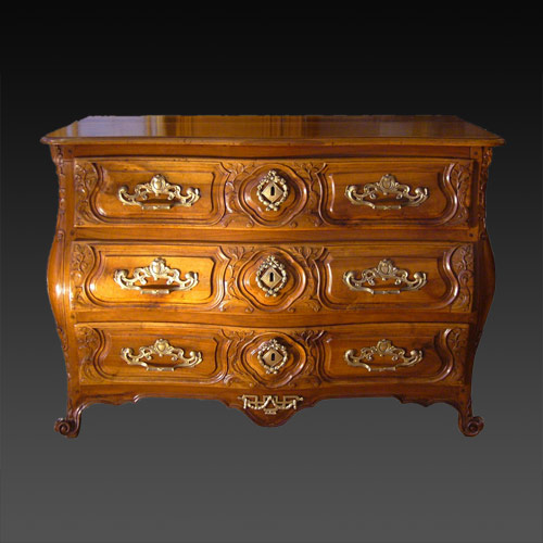 18th century chest of drawers, lyons