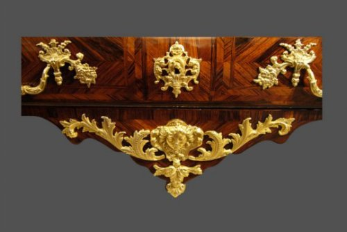 Chest of drawers, Regence Period - Furniture Style French Regence