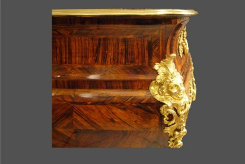 Chest of drawers, Regence Period -