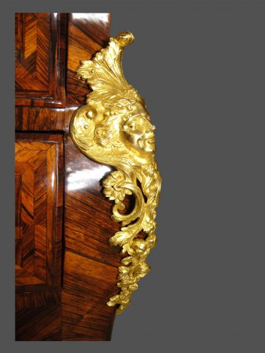 French Regence - Chest of drawers, Regence Period