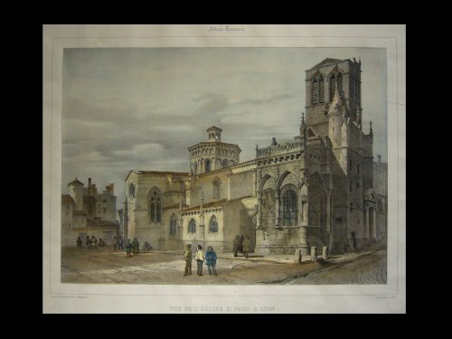 Etchings, 19th Century - Engravings & Prints Style