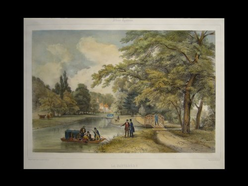 Etchings, 19th Century -