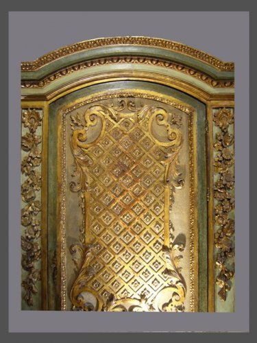 Furniture  - A Regence period Sacristy cabinet