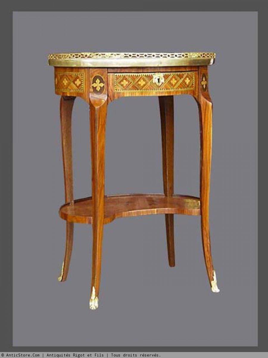 table de salon en pierre maison design. Black Bedroom Furniture Sets. Home Design Ideas