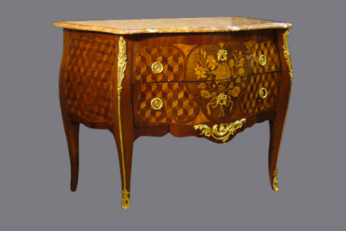 18th century commode by louis noël malle