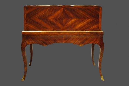 Slanted Desk stamped FF - Louis XV