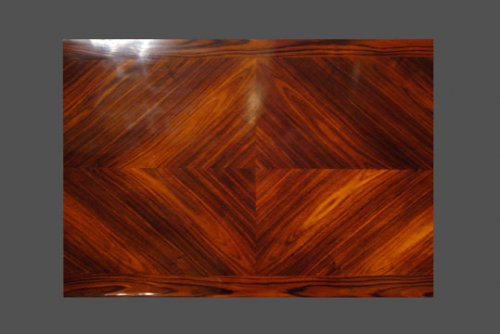Louis XV - Slanted Desk stamped FF