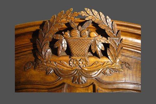 Louis XV - Provence armoire