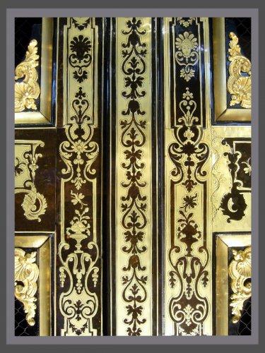 Bibliothèque d'époque Louis XIV estampillée Nicolas SAGEOT - Furniture Style Louis XIV