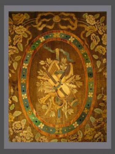 Paire of Louis XV Encoignures, stamped FOUREAU - Furniture Style Louis XV