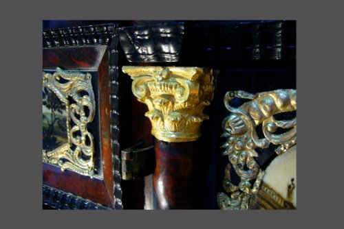 Antiquités - Cabinet, Work of the 17th century