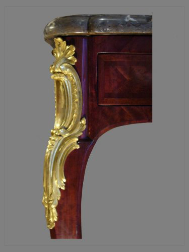 Louis XV Table Console, by Hedouin - Louis XV