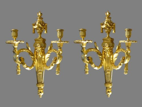 Paire of Louis XVI Period Sconces