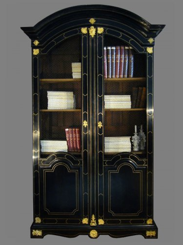 Régence period Bookcase