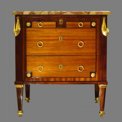 Louis XVI Period Commode, by MONTIGNY