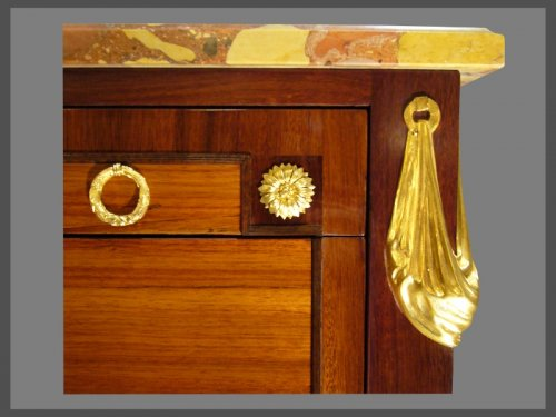 Louis XVI Period Commode, by MONTIGNY -