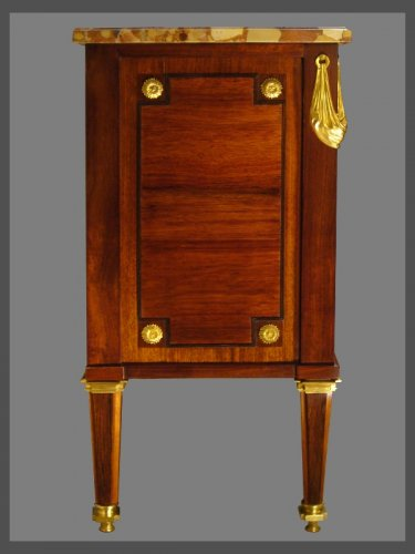 18th century - Louis XVI Period Commode, by MONTIGNY