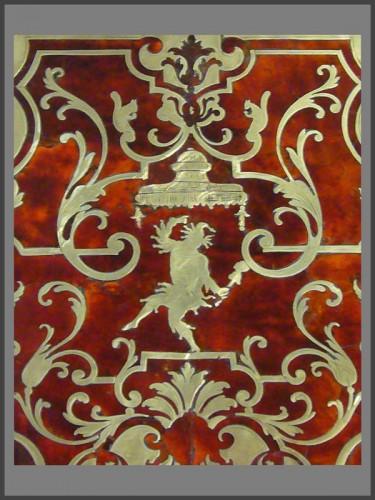 Louis XIV Boulle Marquetry Bureau Mazarin -