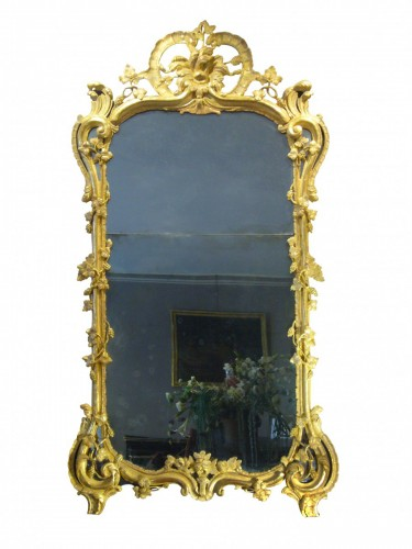 Provence Giltwood Mirror