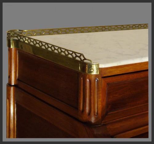 Louis XVI Cylinder Desk -