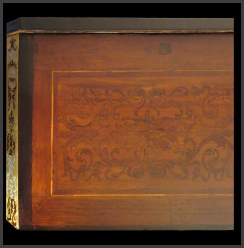 Antiquités - Mazarin Desk, circa 1670 - 1680