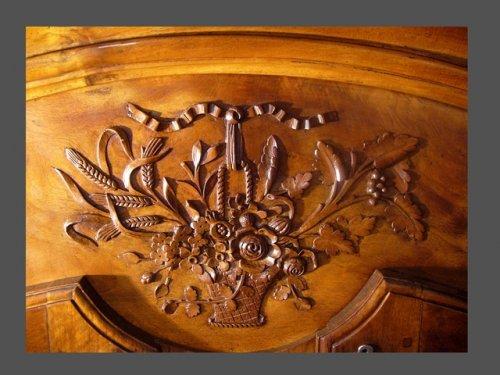 Furniture  - Provencal wedding cabinet