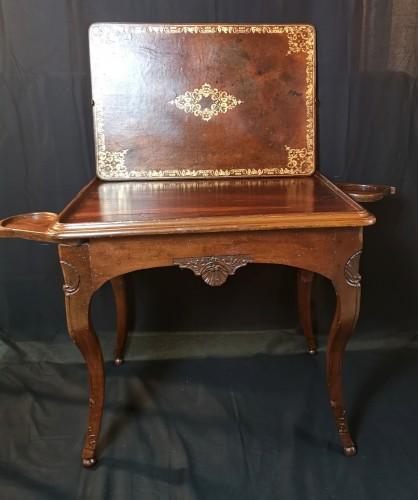 Régence Lyonnaise table known as a bipartite early 18th century circa 1710 -