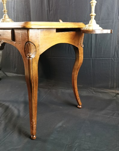 Régence Lyonnaise table known as a bipartite early 18th century circa 1710 - French Regence