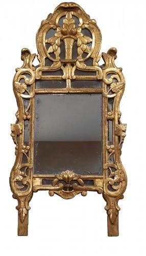 Louis XV  Provencal mirror circa 1760-1770