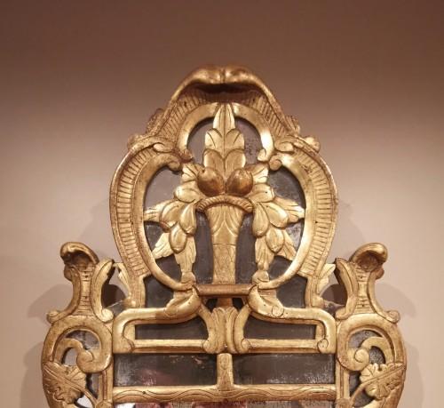 Louis XV  Provencal mirror circa 1760-1770 -