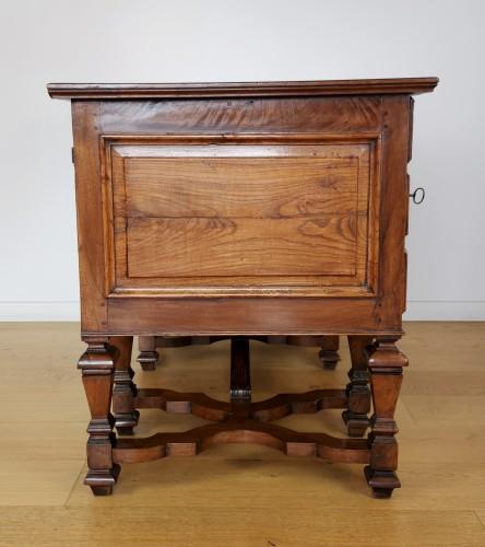 A Louis XIV Mazarin Desk, Late 17th century. - Louis XIV
