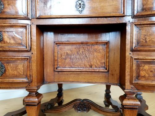Antiquités - A Louis XIV Mazarin Desk, Late 17th century.