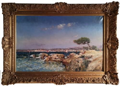 Louis Nattero, Mediterranean Marseille 1870-1915.
