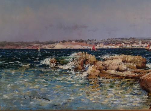 20th century - Louis Nattero, Mediterranean Marseille 1870-1915.