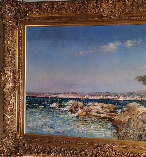 Louis Nattero, Mediterranean Marseille 1870-1915.  -