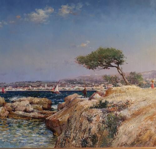 Antiquités - Louis Nattero, Mediterranean Marseille 1870-1915.