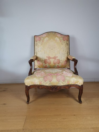 Seating  - A Régence armchair early 18th century circa 1720