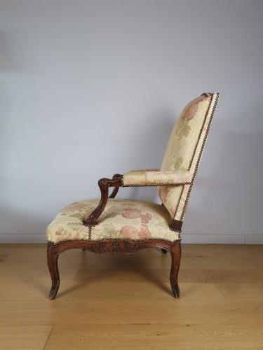 A Régence armchair early 18th century circa 1720 -