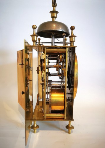 Antiquités - A Empire Officer's travel clock Called Capucine early 19th  circa 1800