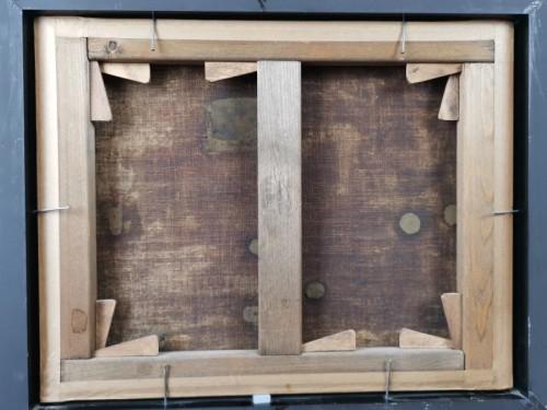 Antiquités -  Sleeping Putto, Vanité, Atelier de Luigi Miradori dit, the Genovesesio
