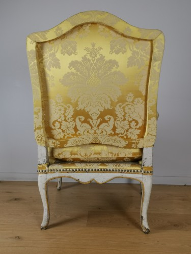 18th century - A Regence armchairs from the armchairs from the Comtat Venaissin