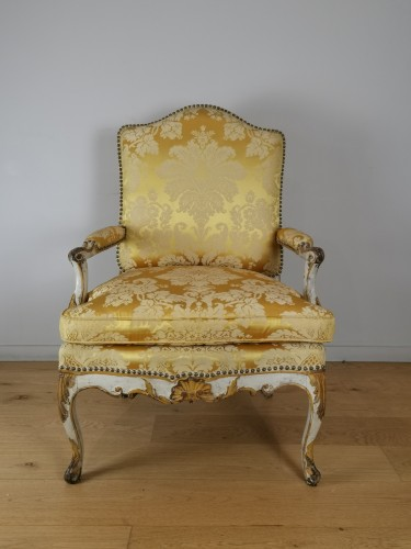 Antiquités - A Regence armchairs from the armchairs from the Comtat Venaissin