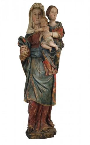 Saint Anne Trinitarian