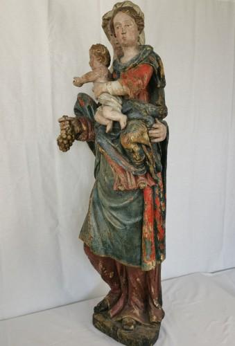Saint Anne Trinitarian - Sculpture Style Renaissance
