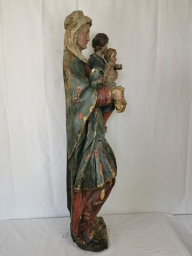 Sculpture  - Saint Anne Trinitarian
