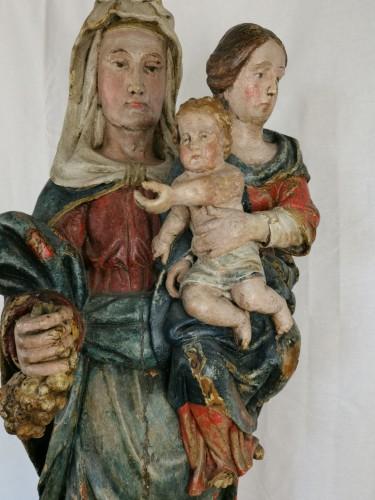 17th century - Saint Anne Trinitarian